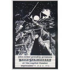 bruce springsteen poster - Google-haku