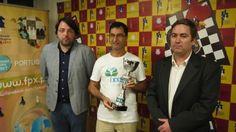 Xadrez - Campeonato Nacional Individual Absoluto <br /> António Fernandes sagra-se campeão nacional pela 15.ª vez<br /> . Rui Dâmaso do Barreiro em 4º lugar