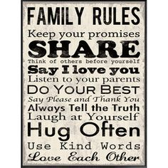 Great words to live by for my kids!  I pinned this from the Writing on the Wall - Quotable Wall Art & Decor event at Joss and Main!
