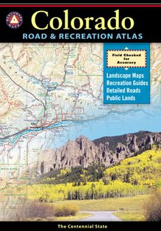 Boulder nederland co topographic recreation map for for Colorado fishing atlas