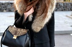 warm (faux) fur