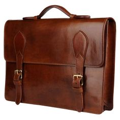 Saddlers Union Briefcase