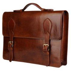 Saddlers Union Briefcase