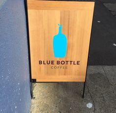 #BlueBottle Coffee in San Francisco - Good stuff! #ttot #coffee