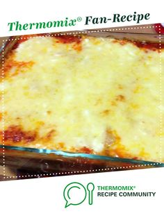 Recipe Grain-Free Lasagne (Low carb, gluten free) by LCHF Mum, learn to make this recipe easily in your kitchen machine and discover other Thermomix recipes in Pasta & rice dishes. Banting, Lchf, Keto, Gluten Free Grains, Recipe Community, Rice Dishes, Vegetarian Cheese, Meal Ideas, Grain Free