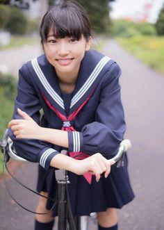TAKEDA_rena 武田玲奈 JK 制服 セーラー