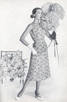Louise Dahl-Wolfe, Harper's Bazaar 1957
