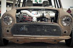 Tachyon Performance's Turbo Porsche 944 Swapped Mini