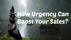 Simple example of how urgency can boost your sales