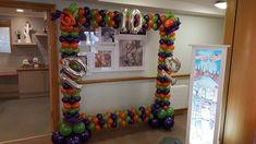 Balloon Photo Frame