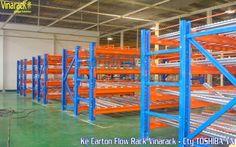 Kệ carton flow rack có những ưu điểm gì? Park, Warehouse, Flow, Parks, Magazine, Barn, Syllable, Container Homes