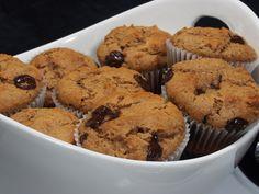 Muffins santé au beurre de #noisettes #recettesduqc #muffin