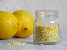 5 astuces pour recycler vos pelures de citron !