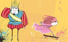 princess illustration for kids - Pesquisa Google