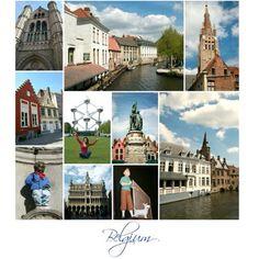 Belgium, Brussels, Atomium, Brugge, Bruges  © Gianpiera Conti Photography