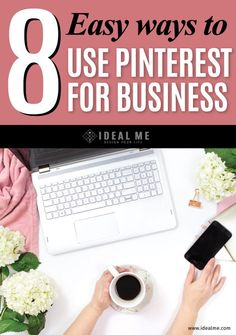 Using Pinterest to promote your business can have a huge boost on your traffic and product sales. So, here are 8 easy ways to use Pinterest for business.