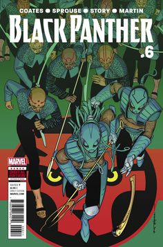*High Grade* (W) Ta-Nehisi Coates (A) Chris Sprouse, Karl Story (CA) Brian Stelfreeze RISE OF THE DORA MILAJE! • T'Challa's failures as king are revealed to the UNITED NATIONS! • Ayo and Aneka, the Mi                                                                                                                                                                                 More