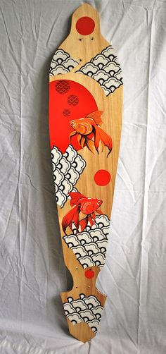 Longboards by Emily Noffsinger