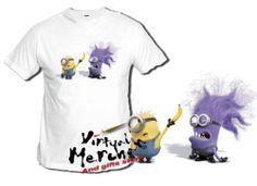 Camiseta GRU MI VILLANO FAVORITO 2 AGNES tshirt t-shirt xxl niño child mujer | eBay