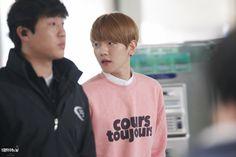 150414 Baekhyun | Jeju Airport