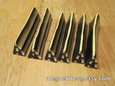 How to make a polymer clay fireworks cane tutorial by Meg Newberg on Etsy