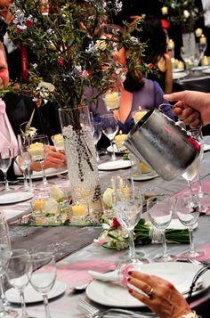 Servicio de catering en evento de Boda