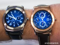 lg urbane watch - Love the way it brings digital and analog together