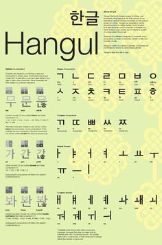 ISSUU - Oforan hangul by art.design