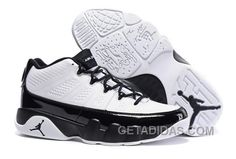 timeless design 1871f 54258 Mens Air Jordan 9 Low White Black For Sale Discount H7dxC, Price   98.00 - Adidas  Shoes,Adidas Nmd,Superstar,Originals
