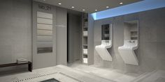 Progetto ambiente Spa per show-room MIRAGE. http://www.digitalpuntoservice.it