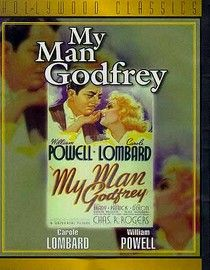 My Man Godfrey. Love love love. Make sure you get a remastered copy, otherwise the viewing is a struggle