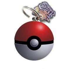 Pokemon Go Keychain - http://amzn.to/2cPYLUq