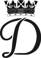 Diana's Royal Monogram