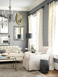 For many a young homeowners hanging curtains is not as easy as it appears, especially if you also have to mount a curtain rod or track. It's...