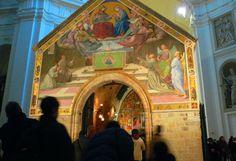 Perdono di Assisi: mons. Sorrentino, pregheremo per la pace in Terra Santa