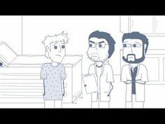 Rooster Teeth Animated Adventures Gavin's Has Brain Problems