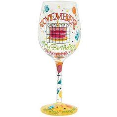 Lolita Love My Birthday Month Wine Glass, November Santa Barbara Design Studio http://www.amazon.com/dp/B006ZCD4NM/ref=cm_sw_r_pi_dp_r2m8vb1RX740C