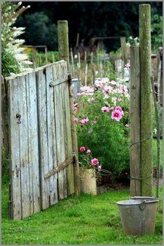 20 Luxe Portillon Bois Jardin