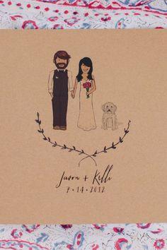 Esto se me pareció a ustedes no se el motivo. Kelli & Jason's Homemade Rustic Farm Wedding by Mary Wyar
