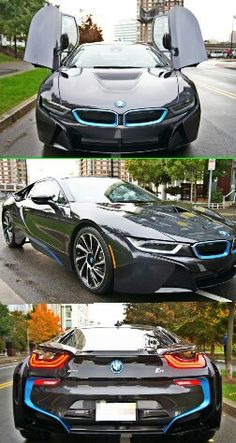 BMW i8~