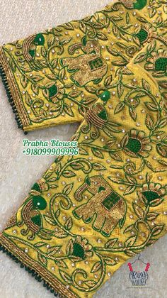 Cutwork Blouse Designs, Fancy Blouse Designs, Blouse Neck Designs, Hand Embroidery Design Patterns, Hand Work Embroidery, Hand Work Blouse Design, Stylish Blouse Design, Maggam Work Designs, Saree Blouse