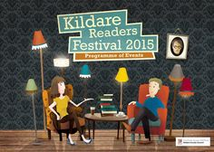 Kildare Readers Festival Launch - Riverbank Arts Centre