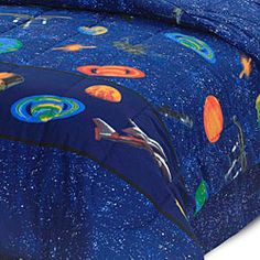 Solar System Bedroom : images about Solar system bedroom on Pinterest  Solar System, Bedding ...