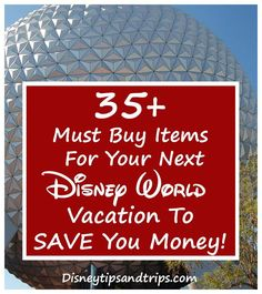 We've put together an extensive list of items to buy before you leave for your next Disney World vacation. Learn where you can save and cut corners!|Disneyland planning| Disney World planning| Disney tips and tricks| Disney secrets| Disney saving| What to pack for your Disney vacation| Disney word outfit| Disney world packing list. Disney World Planning, Disney World Vacation, Disney Cruise Line, Disney Vacations, Disney Travel, Disney Secrets, Disney World Tips And Tricks, Disney Tips, Disney Facts