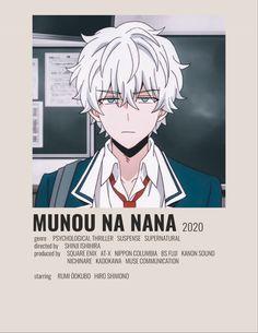 Film Anime, Anime Titles, Anime Characters, Otaku Anime, Anime Guys, Animé Romance, Good Anime To Watch, Anime Watch, Poster Anime