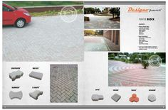 Regular paver block