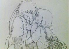 Naruto Uzumaki x Sakura Haruno / NaruSaku | sketch for the upcoming And final…