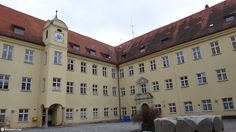 Weihenstephan brewery in freising germany in Freising, Bayern, Germany
