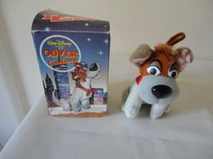 Oliver and Company Dodger Mint Condition Vintage 1980s McDonalds Toy Ornament. $5.99, via Etsy.