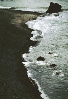 Oregon coast - Photography by Dangerous-dan, via flickr.